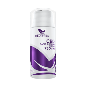 MedTerra CBD Topical 750