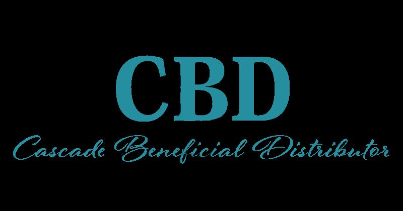 CBD Cascade Beneficial Distributor Logo