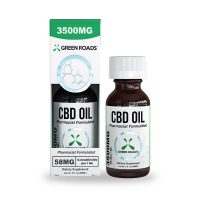 Green Roads CBD Tincture 3500